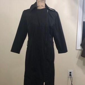 Carolina Colours | Black Trench Coat | #81